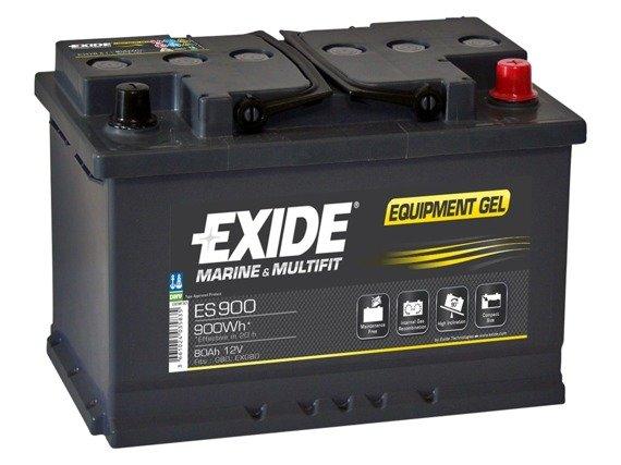 battery 12v 80ah exide equipment gel es900 akumulatory special batteries exide exide. Black Bedroom Furniture Sets. Home Design Ideas