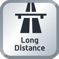 Akumulatory Centra odpowiednie do pojazdów jeżdżących na długich dystansach, transport międzynarodowy, pokonujących długie trasy autostradami, intensywnie użytkowanych (24h/24h)