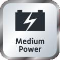 Akumulatory Centra odpowiednie do pojazdów o standardowej pojemności silnika
