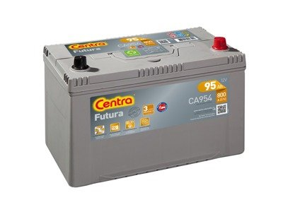 Battery 12 V 100Ah CENTRA FUTURA CARBON BOOST CA954