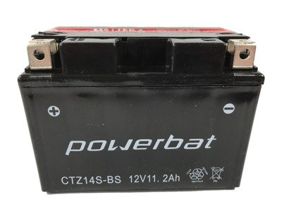 Battery 12 V 11,2 Ah POWERBAT CTZ14S-BS (CTZ14S)