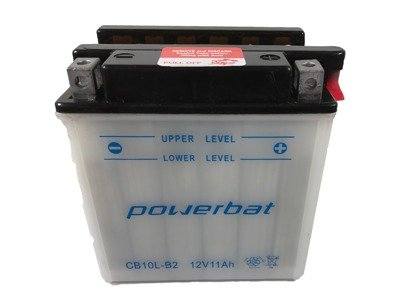 Battery 12 V 11 Ah POWERBAT CB10L-B2