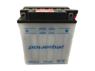 Battery 12 V 12 Ah POWERBAT CB12A-B