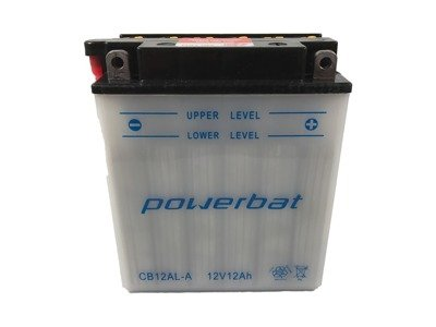 Battery 12 V 12 Ah POWERBAT CB12AL-A