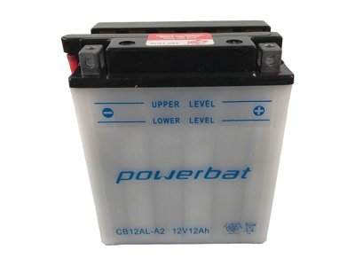 Battery 12 V 12 Ah POWERBAT CB12AL-A2