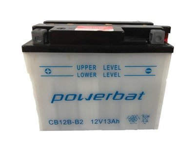 Battery 12 V 12 Ah POWERBAT CB12B-B2