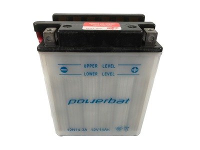Battery 12 V 14 Ah POWERBAT  12N14-3A