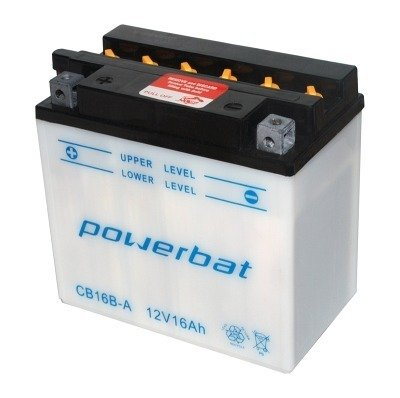 Battery 12 V 16 Ah POWERBAT CB16B-A