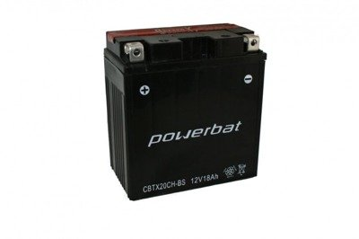 Battery 12 V 18 Ah POWERBAT CBTX20CH-BS