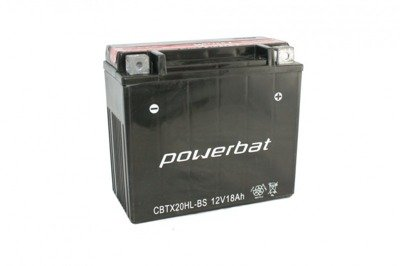 Battery 12 V 18 Ah POWERBAT CBTX20HL-BS