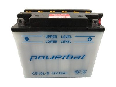 Battery 12 V 19 Ah POWERBAT CB16L-B