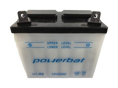 Battery 12 V 28 Ah POWERBAT U1-R9
