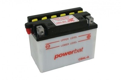 Battery 12 V  4 Ah POWERBAT CB4L-A