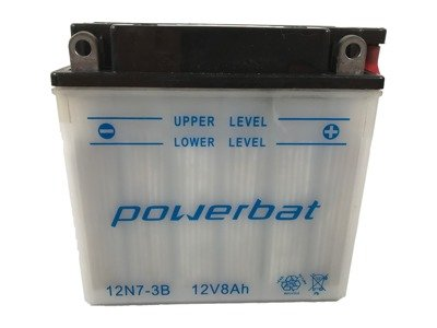 Battery 12 V  7 Ah POWERBAT 12N7-3B
