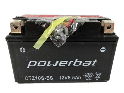Battery 12 V  8,6 Ah POWERBAT CTZ10S-BS
