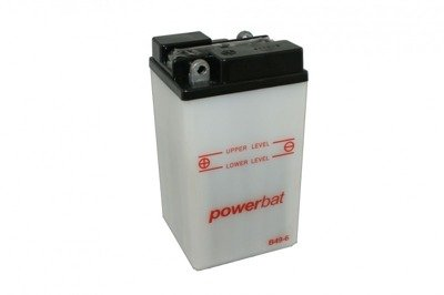 Battery 12 V  8 Ah POWERBAT B49-6
