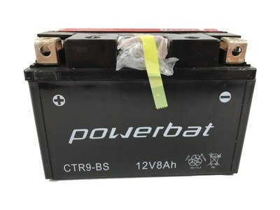 Battery 12 V  8 Ah POWERBAT CTR9-BS