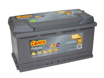 Battery 12V 100Ah CENTRA FUTURA CARBON BOOST CA1000