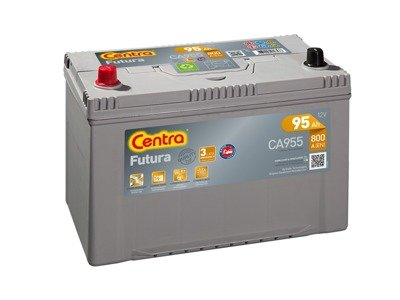 Battery 12V 100Ah CENTRA FUTURA CARBON BOOST CA955