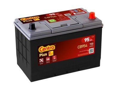 Battery 12V 100Ah CENTRA PLUS CB1004