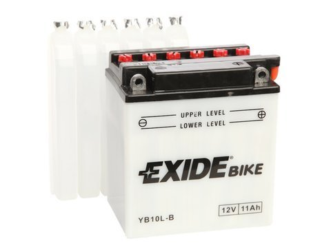 Battery 12V 10Ah YB10L-B EXIDE Bike