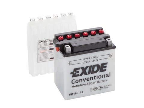 Battery 12V  11Ah YB10L-A2 EXIDE