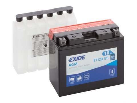Battery 12V  11Ah YT12B-BS EXIDE