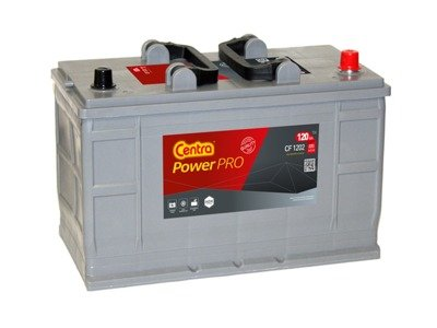 Battery 12V 120Ah CENTRA PROFESSIONAL POWER CF1202