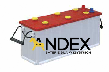 Battery 12V 126Ah/167Ah 6PT125 SIAP