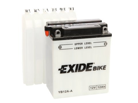 Battery 12V  12Ah YB12A-A EXIDE