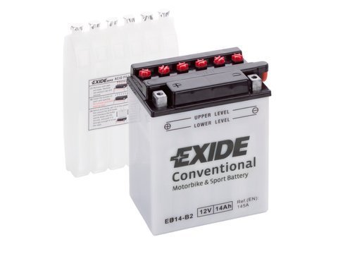 Battery 12V  14Ah YB14-B2 EXIDE