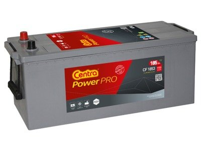 Battery 12V 185Ah CENTRA PROFFESIONAL POWER CF1853