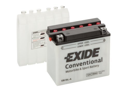 Battery 12V  18Ah YB18L-A EXIDE