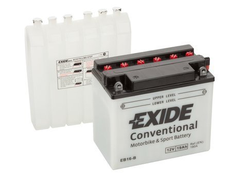 Battery 12V  19Ah YB16-B EXIDE