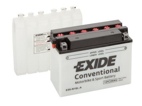 Battery 12V  20Ah Y50-N18L-A EXIDE