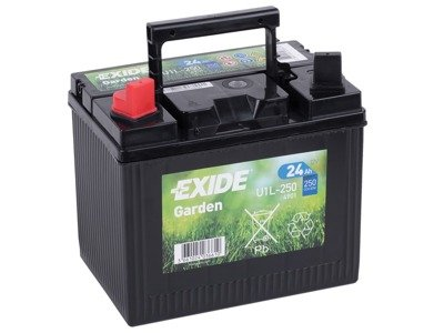Battery 12V 24Ah 4901 EXIDE Garden