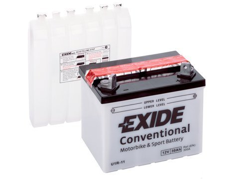 Battery 12V  30Ah U1R-11 EXIDE