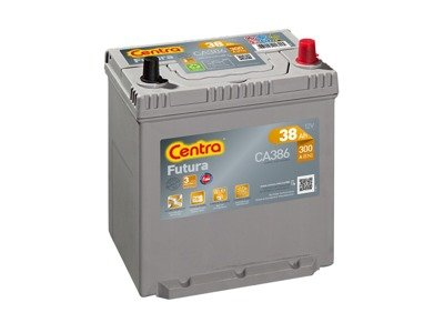 Battery 12V  38Ah CENTRA FUTURA CARBON BOOST CA386
