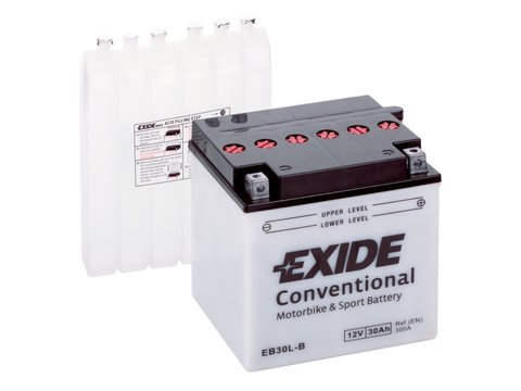 Battery 12V   3Ah YB3L-A EXIDE