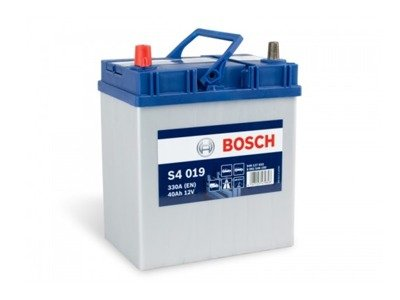 Battery 12V  40Ah S4019 BOSCH S4
