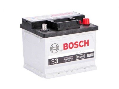 Battery 12V  41Ah BOSCH S3 S3001