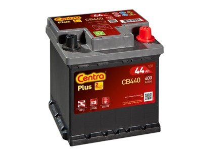 Battery 12V  44Ah CENTRA PLUS CB440