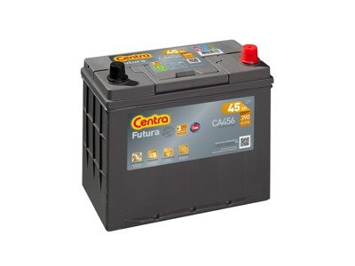 Battery 12V  45Ah CENTRA FUTURA CARBON BOOST CA456