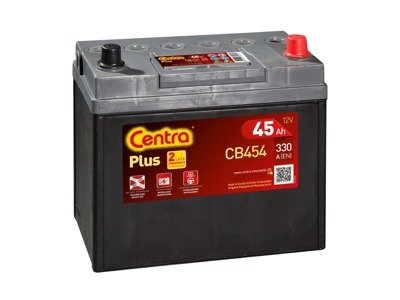 Battery 12V  45Ah CENTRA PLUS CB454