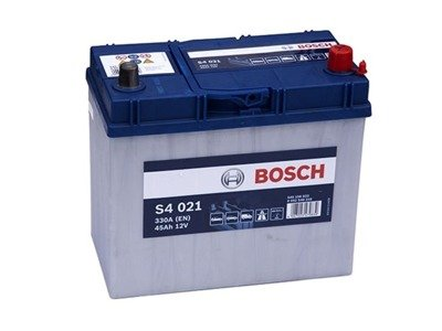 Battery 12V  45Ah S4021 BOSCH S4