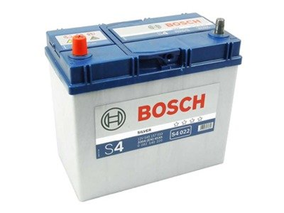 Battery 12V  45Ah S4022 BOSCH S4