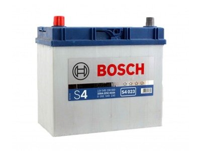 Battery 12V  45Ah S4023 BOSCH S4