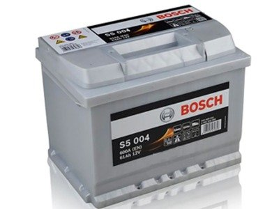 Battery 12V  61Ah S5004 BOSCH S5