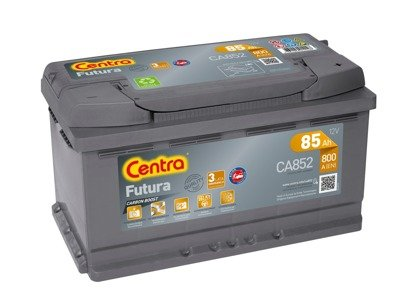 Battery 12V  85Ah CENTRA FUTURA CARBON BOOST CA852