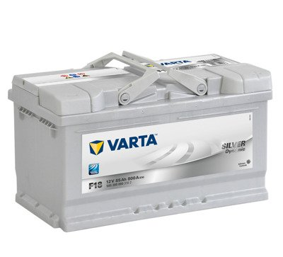 Battery 12V  85Ah F18 VARTA Silver
